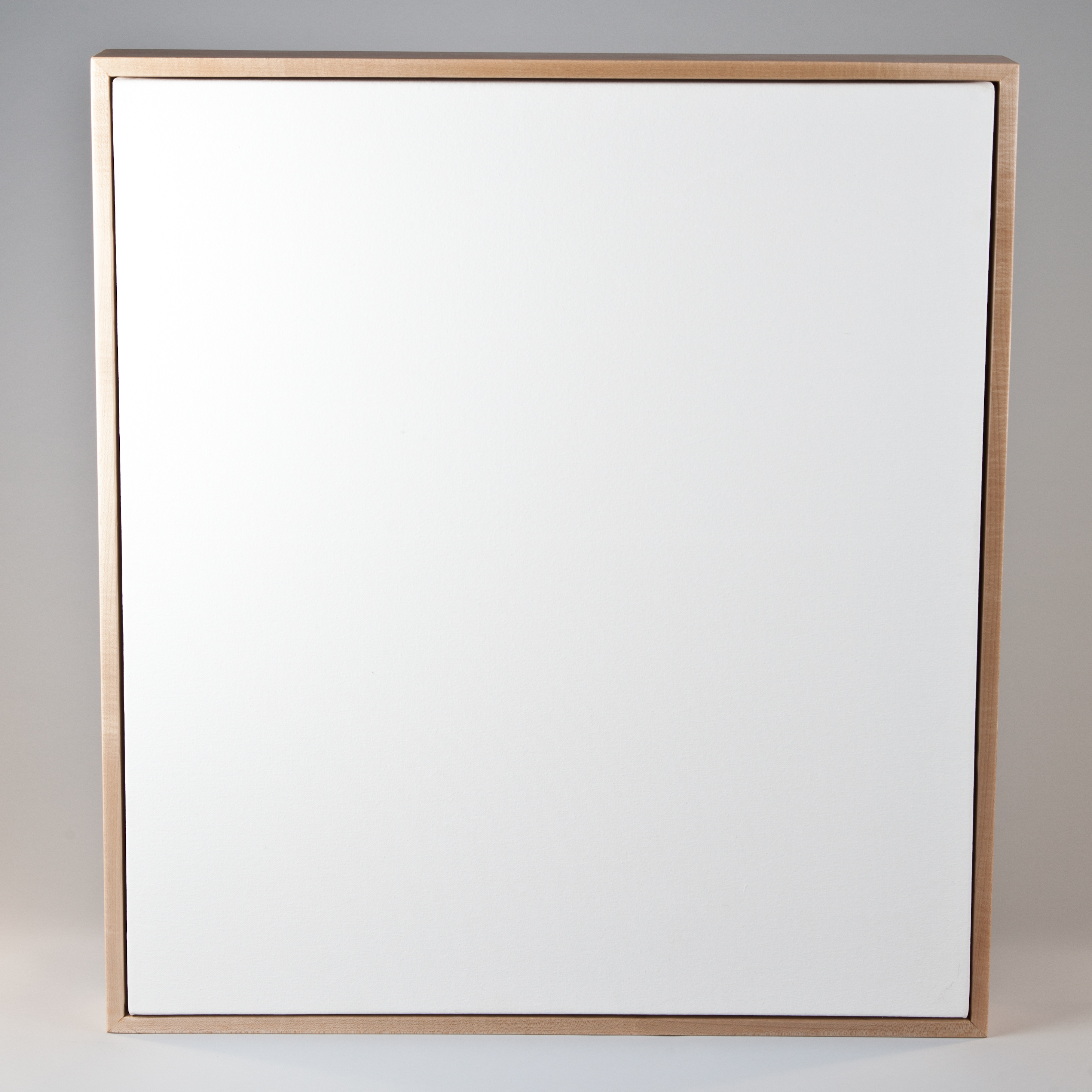 Simple Floater Frames from the Custom Canvas Shop